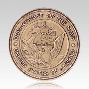 U.S. Navy Medallion Collector Coin