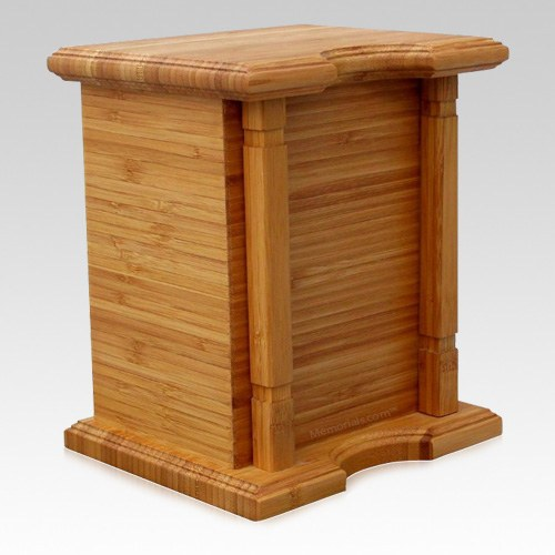 Sentry Bamboo Nature Cremation Urn