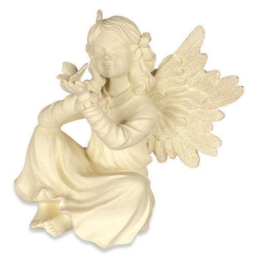 September Mini Angel Keepsake