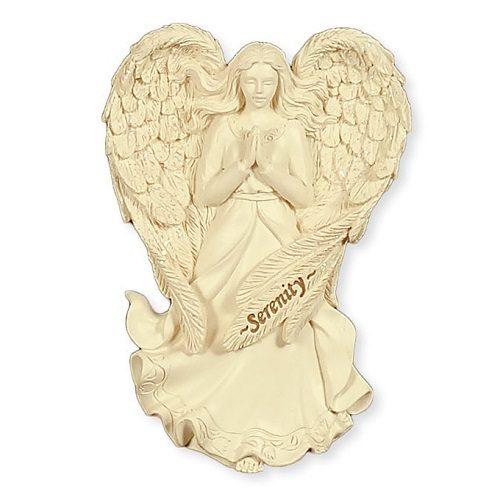 Serenity Magnet Mini Angel Keepsake