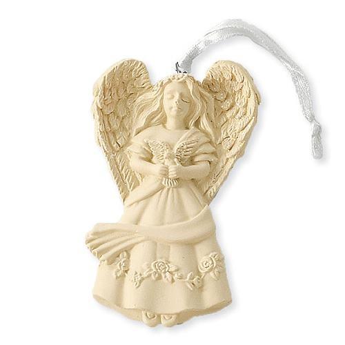 Serenity Angel Keepsake Ornament