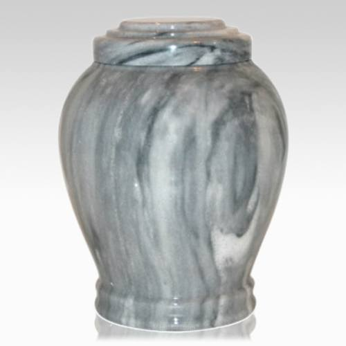 Simplicity Marble Pet Cremation Urn