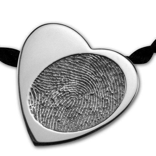 Slider Heart Print Keepsakes