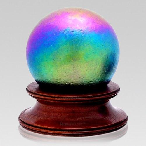 Spectrum Glass Child Cremation Urns