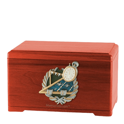 Swimming Cherry Cremation Urn