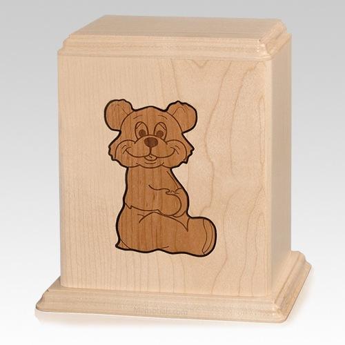 Teddy Children Cremation Urn