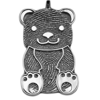 Teddy Bear Print Keepsakes