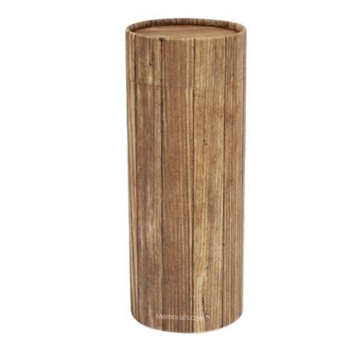 Timber Scattering Small Biodegradble Urn