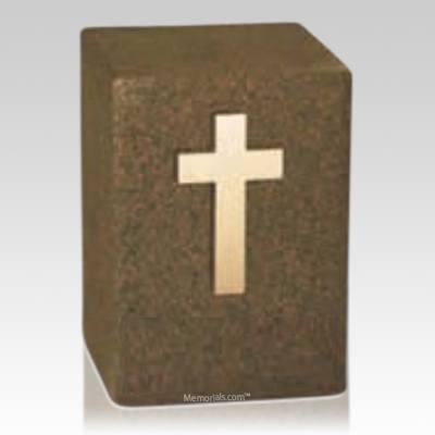 Timeless Cross Child Urn
