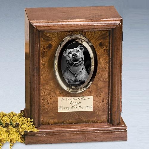 Topton Pet Picture Urn