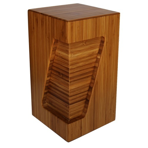 Transcend Bamboo Nature Cremation Urn