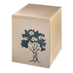 Tree Bronze Cremation Urn