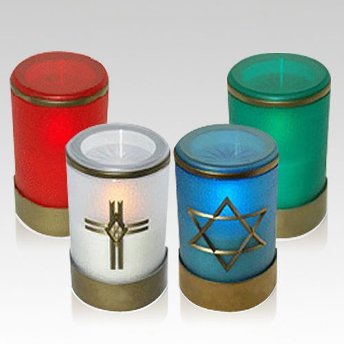 Tribute Memorial Candles