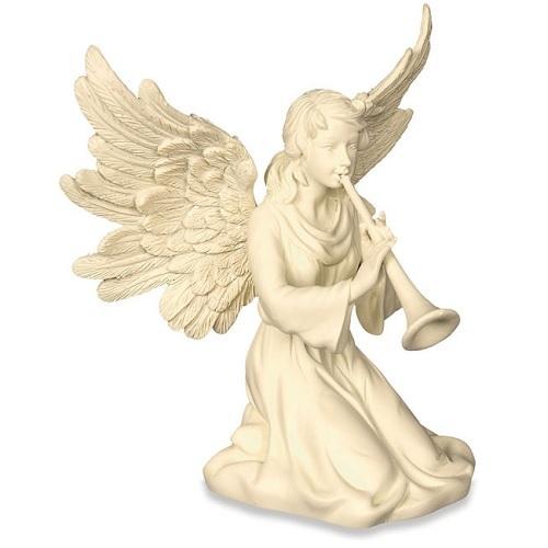 Trumpeting Keepsake Angel