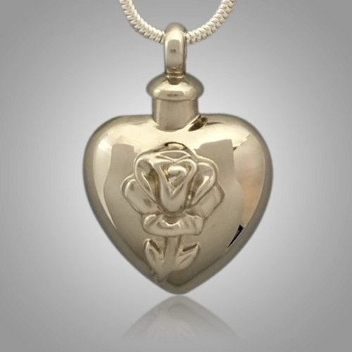 IJD9773 Love Mother And Baby Cremation Pendant Hold Ashes