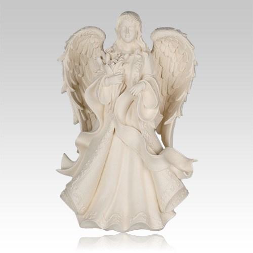 Flower Angel Companion Cremation Urn