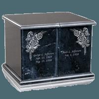 Evermore Black Companion Urn