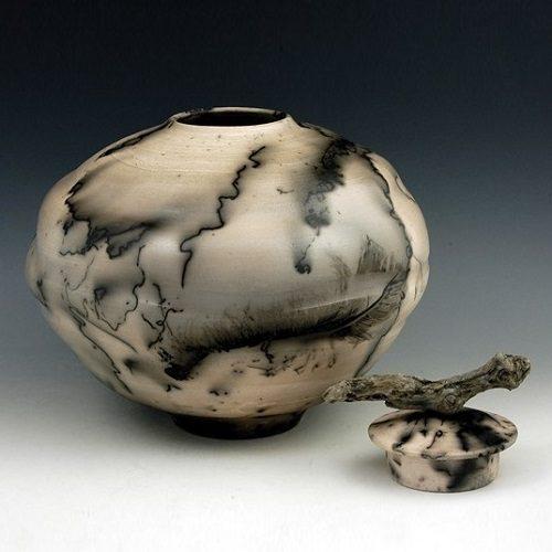Viking Cremation Urn