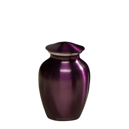 Violette Metal Medium Urn