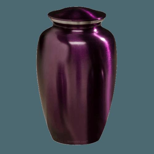 Violette Metal Urn
