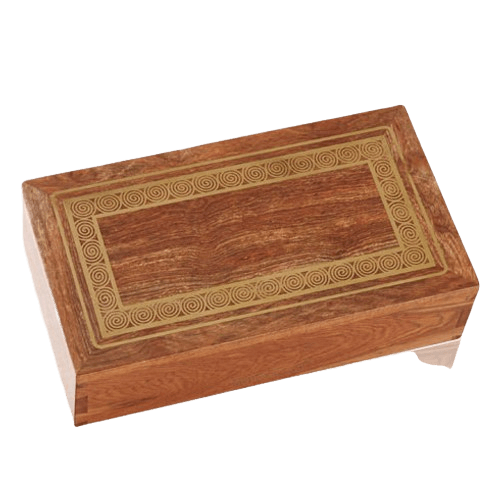 Whirl Wood Cremation Urns