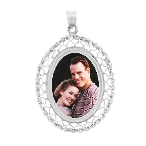Woven Photo Jewelry