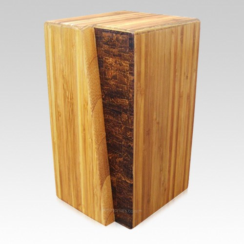 Yonder Bamboo Nature Cremation Urn