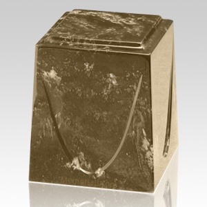 Catalina Saturn Granite Cremation Urn