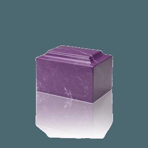 Amethyst Marble Keepsake Urn