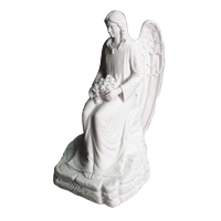 Angel in Mourning Cremation Urn