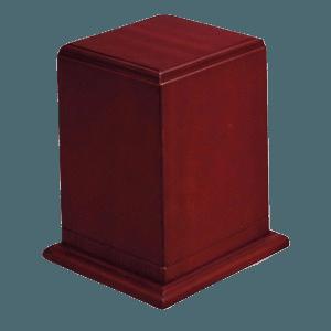 Anthony Wood Cremation Urn