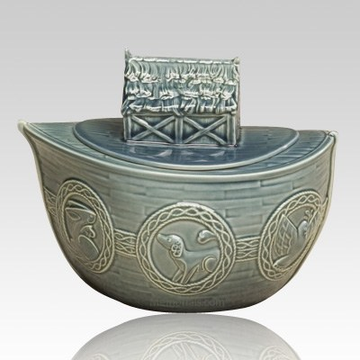 Noahs Ark Children Cremation Urn