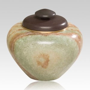 Arubian Marble Pet Urn