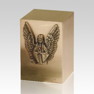 Guardian Angel Child Cremation Urn