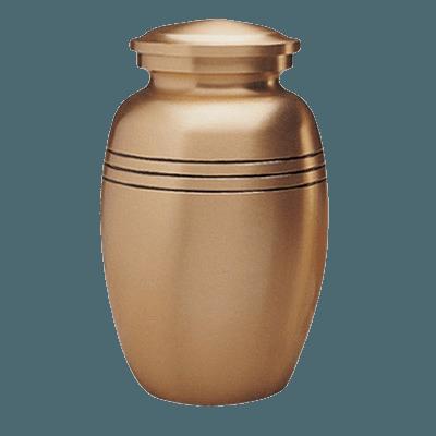 Delphos Bronze Cremation Urn