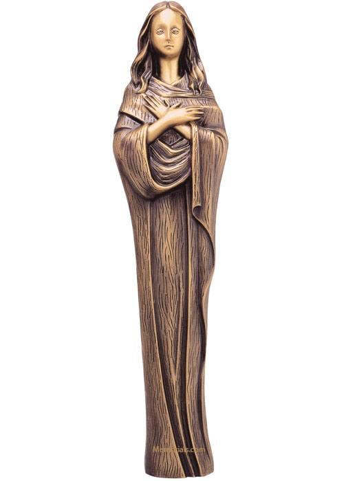 Praying Mary Bronze Statues