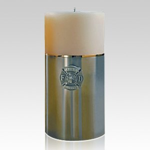 Stainless Steel Candle Urn