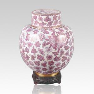Great Wall Pink Child Cremation Urn