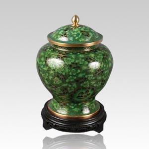 Hong Kong Green Child Cremation Urn
