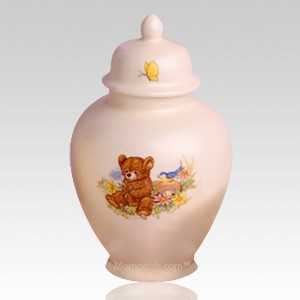 Infant Cub Meadow Cremation Urn
