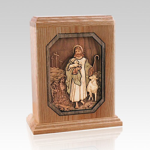 Lord is my Shepherd Child Cremation Urn