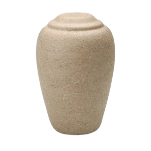 Grecian Catalina Stone Cremation Urn