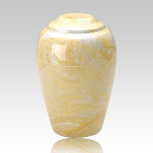 Grecian Gold Infant Cremation Urn