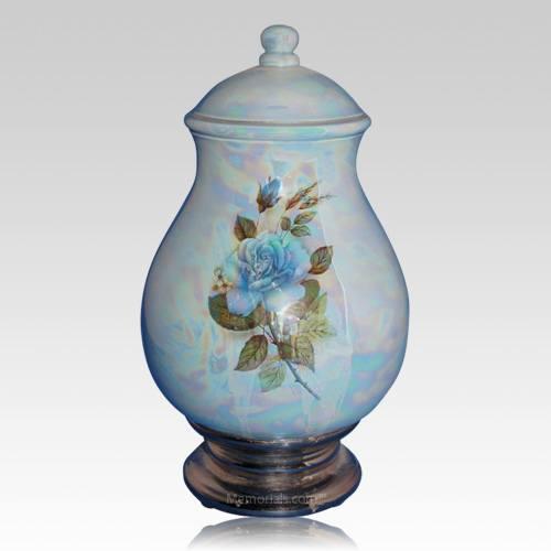 Callista Blue Children Cremation Urn