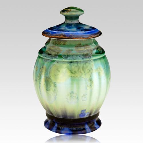 Blue Dream Keepsake Cremation Urn