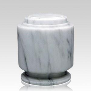 Estate White Medium Urn
