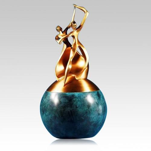 Dance of Life Companion Cremation Urn II