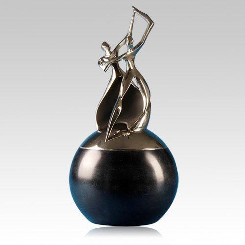 Dance of Life Companion Cremation Urn