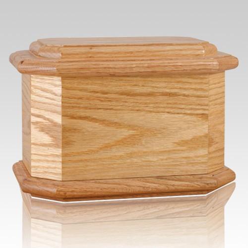 Diplomat Wood Cremation Urn II