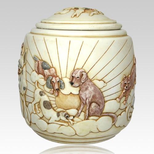 Dog Cremation Urn